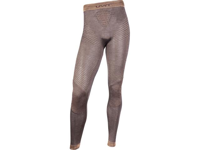 UYN Cashmere Silky UW Long Pants Men celebrity gold